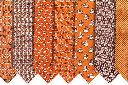 Hermès Neckties